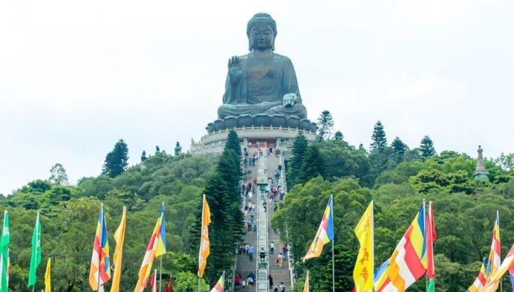 Big Buddha & Po Lin Monastery