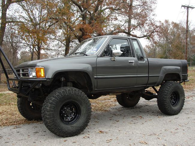 1988 Toyota Pickup...kinda like mine but this is cooler