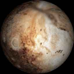 what color is pluto the planet - photo #20
