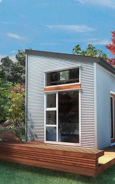 House In A Box: This Tiny Flatpacked $30,000 Home Can Be Assembled With Just A Drill   Co.Exist   ideas + impact