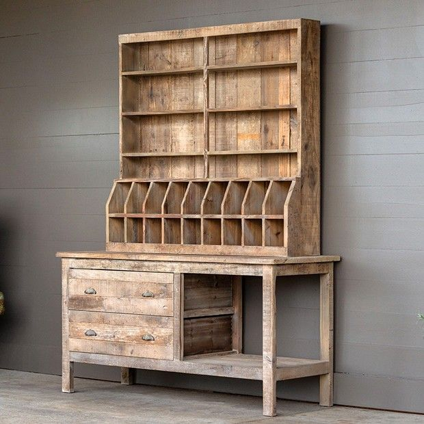 Rustic Wood Herb Cabinet In 2020 Rustic Storage Rustic Wood Farmhouse Furniture