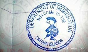 Where to get your passport stamped in the Caribbean?