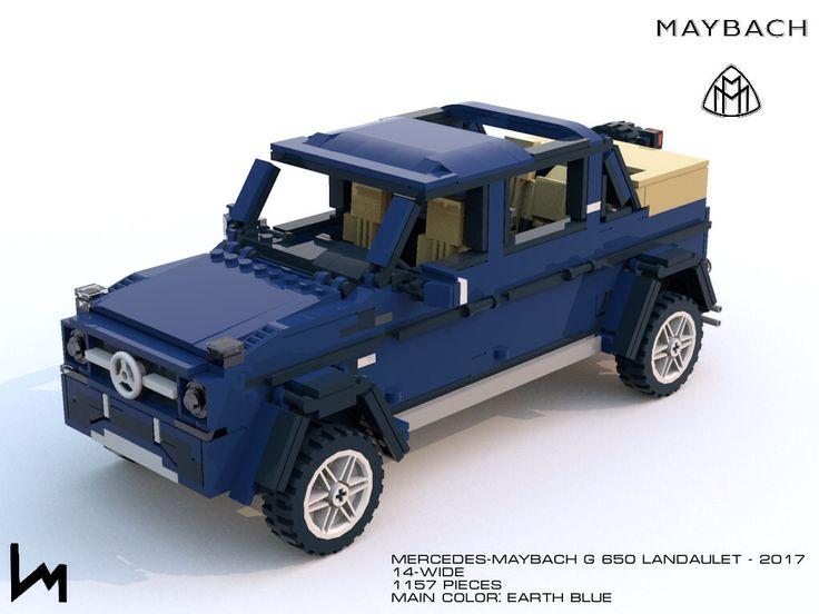 25 einzigartige lego mercedes ideen auf pinterest lego. Black Bedroom Furniture Sets. Home Design Ideas
