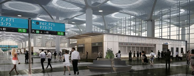 SITA will deliver the most advanced airport experience when the world's largest airport opens in 2018.   Geneva, Switzerland, 2017-Nov-01 — /Travel P