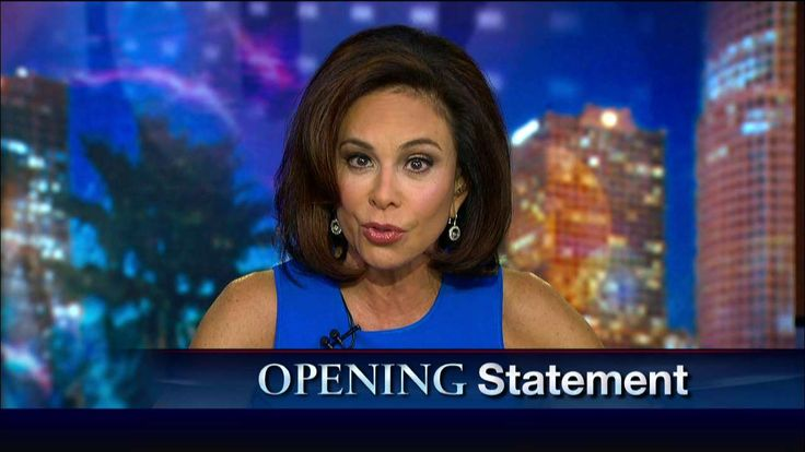 Judge Jeanine to Trump Protesters: 'The Silent Majority Will Not Be Silenced'