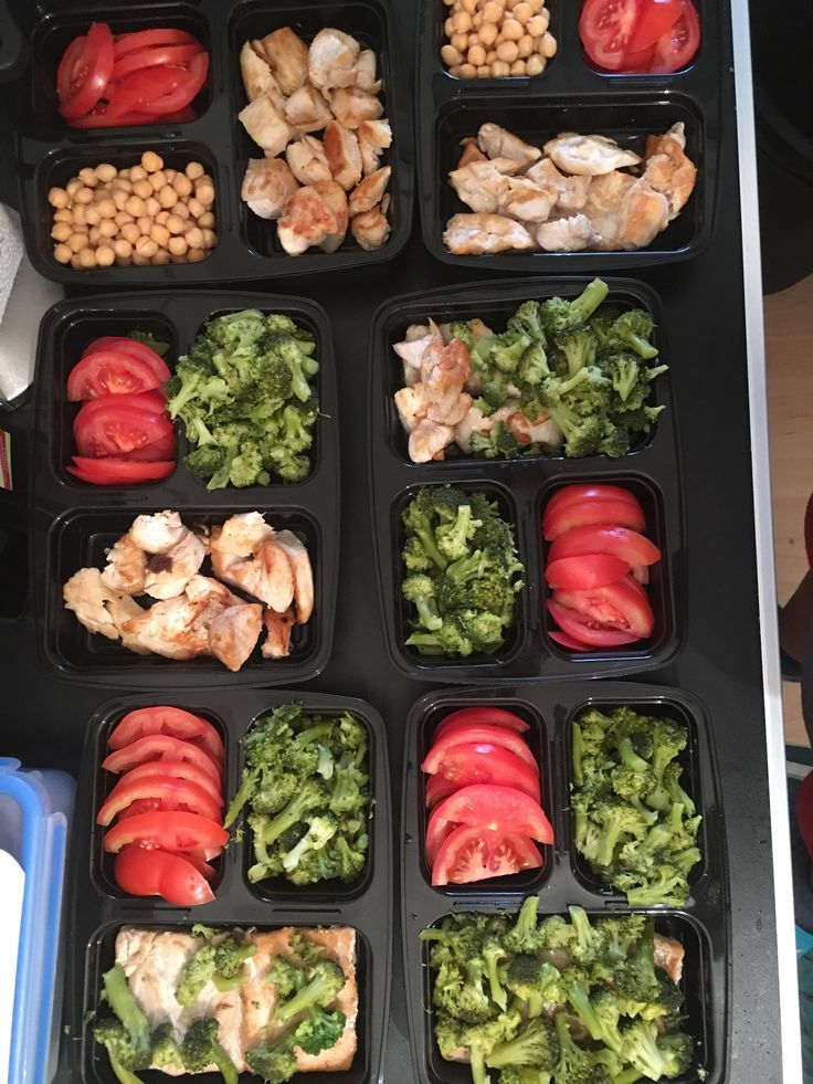 So I started off with meal Prep. Here's my first attempt. What do you think Reddit?