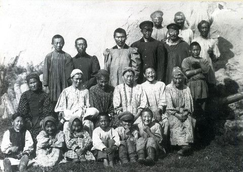 Якутия. Тулагинцы, 1910 г.