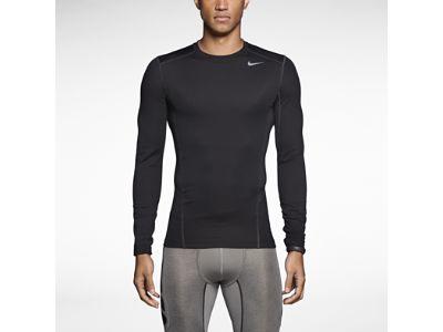 Nike Pro Combat Hyperwarm Lite Fitted Men's Shirt