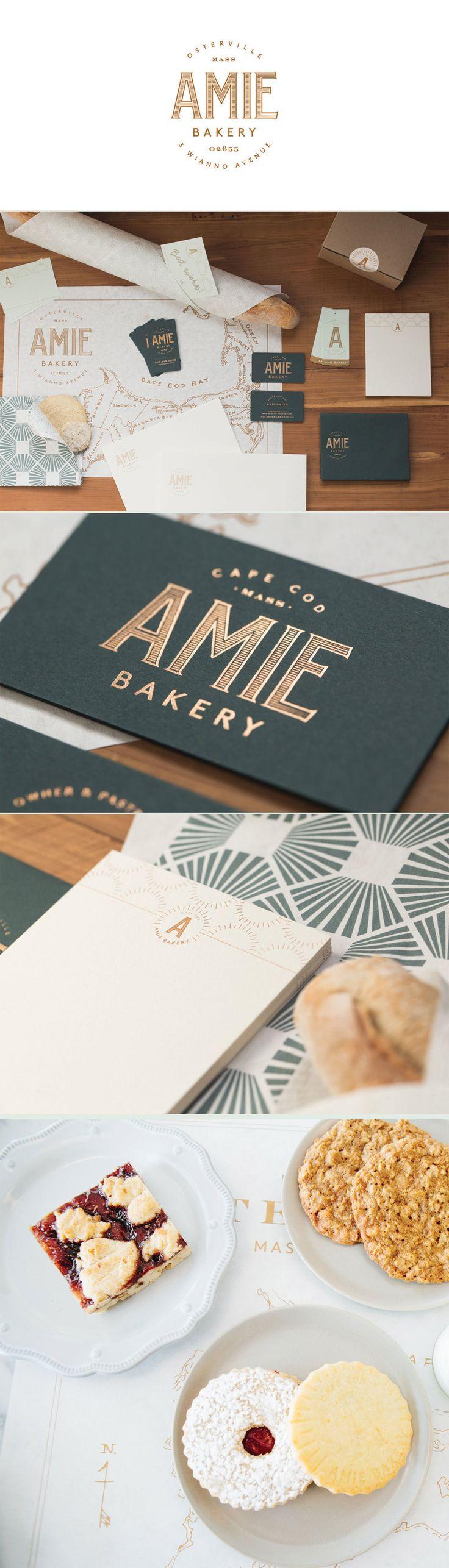 Identité visuelle / de marque pour les artisans boulangers et pâtissiers…