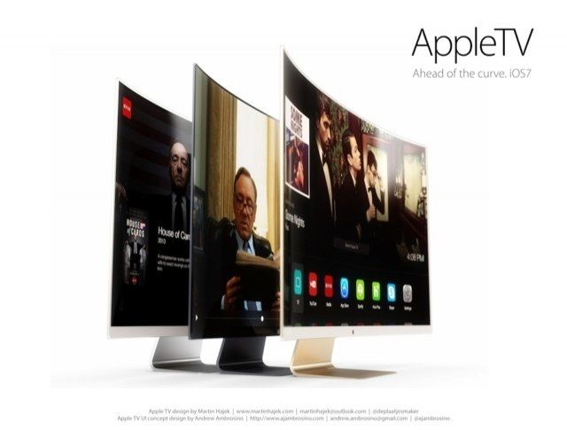 Apple TV UI Concept