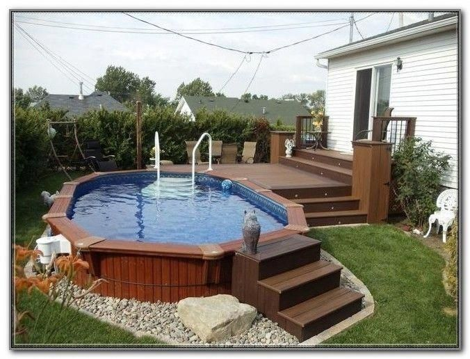 Nice 45 Cute Pool for Small Backyard that Inspire http ...