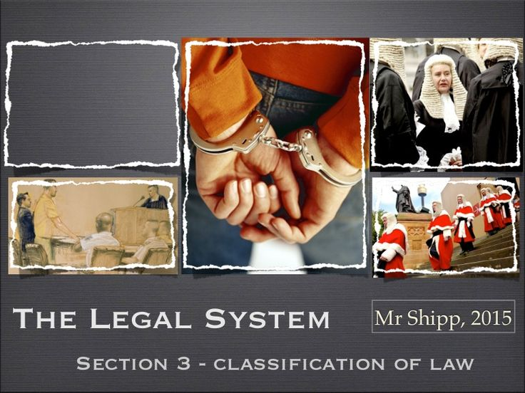 The Legal System. This PowerPoint covers the following concepts: 'Public law'; 'Private law'; 'Donoghue v Stevenson'; 'Criminal Court Procedures'; 'Civil Court Procedures'; 'Legal Personnel'; 'Common and Civil Law Systems'.