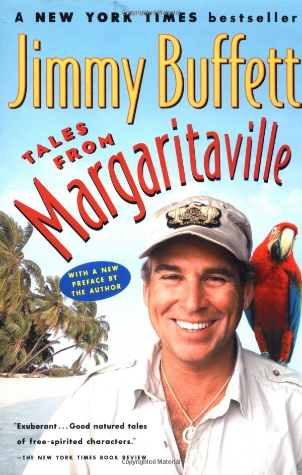 Amazon.com: Tales from Margaritaville: Jimmy Buffett: Books
