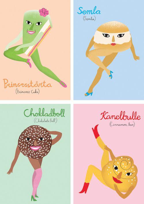 Swedish sweets