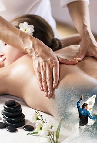 Gift Card (Surf Class + Massage)