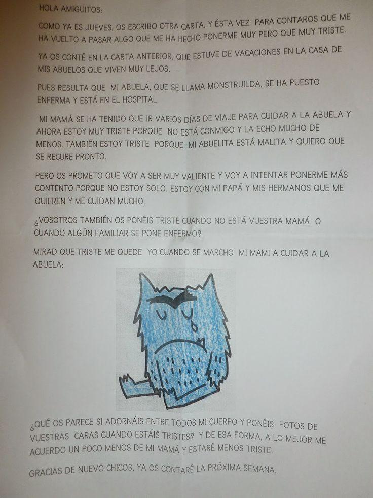 LOS RATONES DE ZARATÁN: EL MONSTRUO DE COLORES (10ª SEMANA)