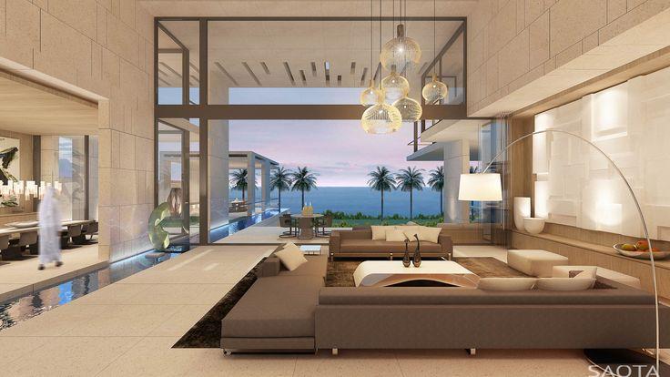 Modern Dream House Interior Design Ideas With Beautiful Pendant Lights  Giving Modern Home Interior Designs Pinterest Arkitektur Beautiful Och  Design Modern ...