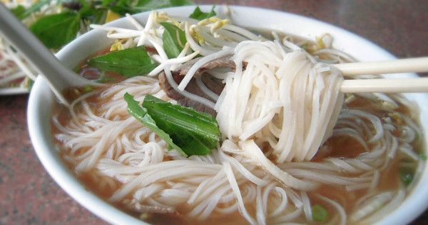 A Discussion on Banh Pho Quality