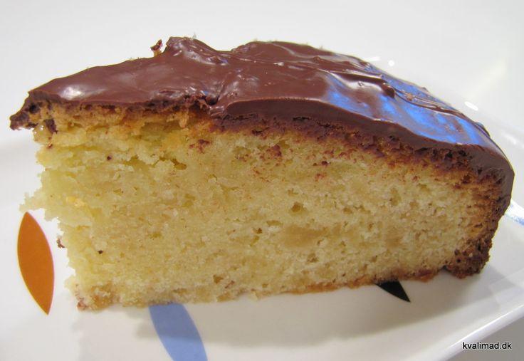 Frangipani - Marzipan cake - Mazarin cake