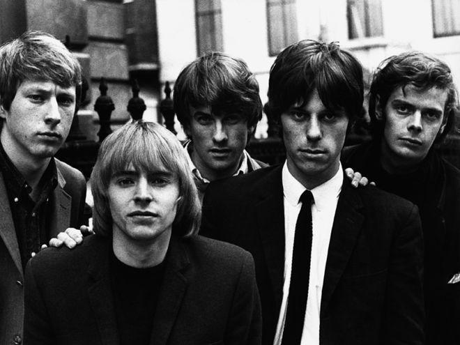 The Yardbirds with Jeff Beck