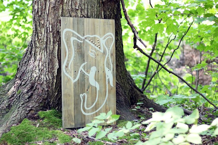 eBwã, Décorations recyclées, décoration murale, éco-responsable, bois recyclé, éléphant