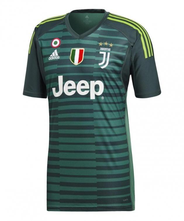 Juventus Goalkeeper 2018 19 Futbol Soccer Club Kit Calcio Shirt Football Jersey Fussball Camisa Trikot Maillot Maglia Bnwt Camisas De Futebol Futebol Camisa