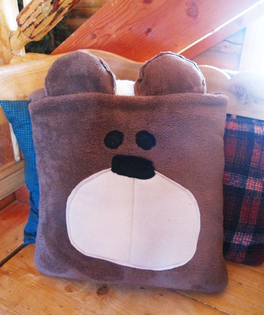 """Parties and Patterns: Quillow Pattern """" Little Bear"""""""