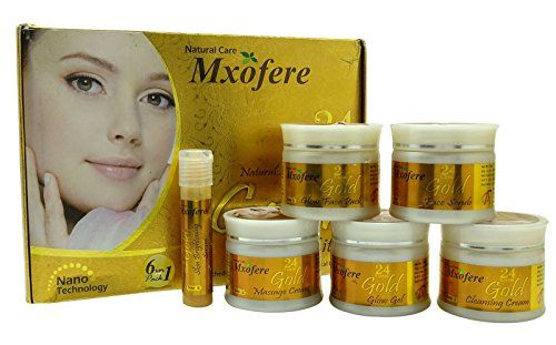 Mxofere Golden Dust Natural Care Skin 24 Carat Gold Facial Kit 280 Grams  98 Oz *** Check this awesome product by going to the link at the image.(This is an Amazon affiliate link and I receive a commission for the sales)