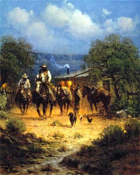 Ranger Outpost by G. Harvey by G. Harvey