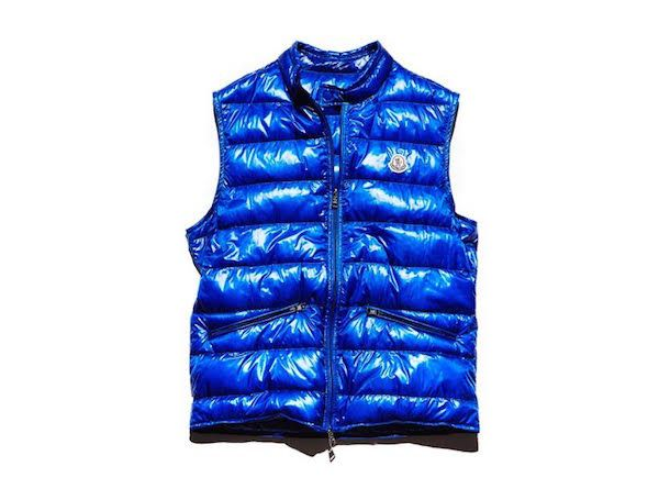 The big blue / Moncler / Luisa World