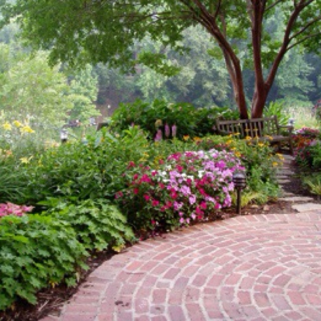322 best images about gardening landscape ideas on for Landscaping rocks greenville sc