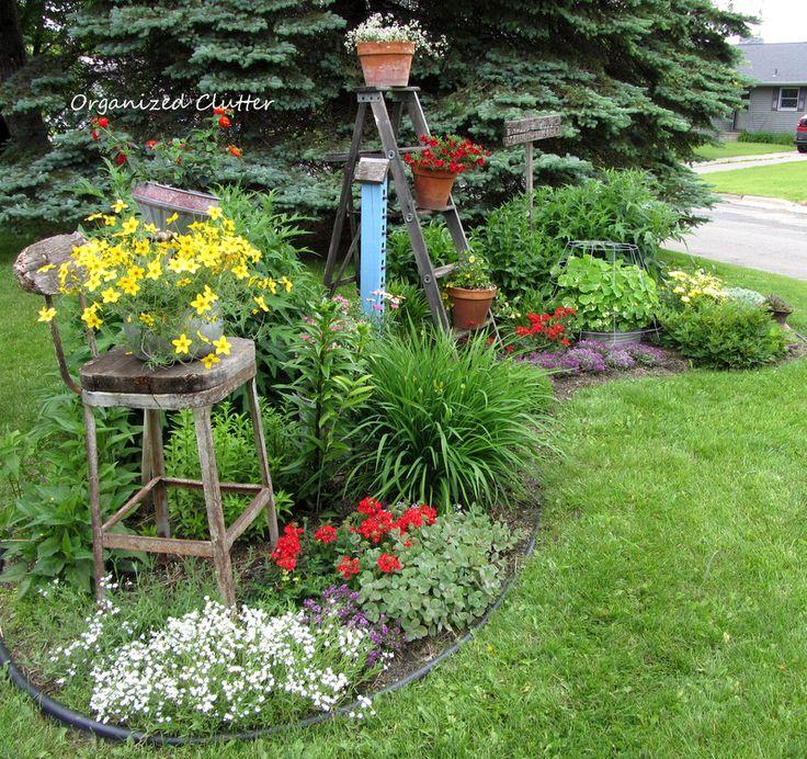 Ideas For Flowers In Backyard: Best 25+ Front Yard Flowers Ideas On Pinterest