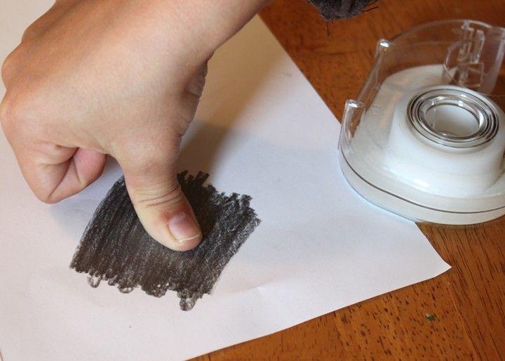 Graphite Finger Prints use http://www.senseme.com/scripts/biometrics/fingerprints.htm to identify different types of finger prints
