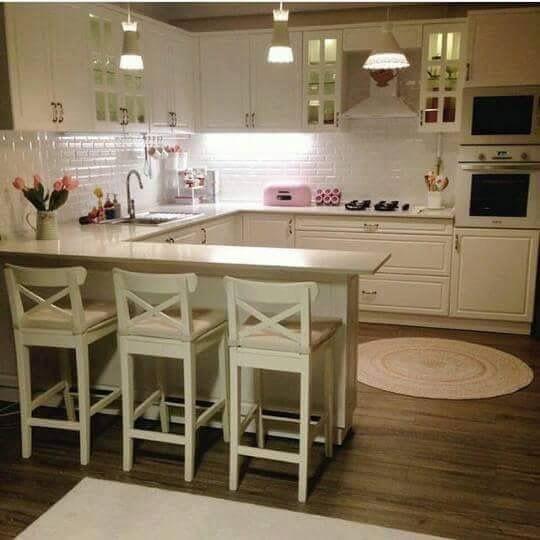956 best KÜCHE images on Pinterest Kitchen ideas, Kitchen and - küche landhausstil ikea
