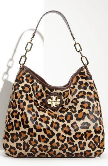 Longchamp Laukut Tori : Tory burch leopard print handbags clutches purses city