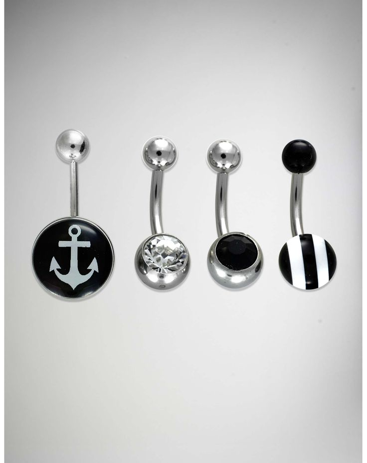 $14.99 | Posted to Belly Rings by Maz J. on Wanelo, the world's biggest shopping mall.