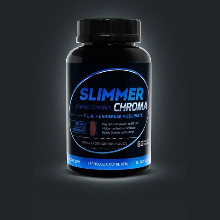 SLIMMER CHROMA aumenta os níveis de insulina no organismo ajudando a reduzir a fissura por doces, além de acelerar o metabolismo para queima de gorduras corporais e ganho de massa muscular. Auxilia, ainda, na diminuição dos índices de glicemia no sangue. A exclusiva combinação do picolinato de cromo com C.L.A. age no controle dos níveis de açúcar no sangue e amenizam a fome. O uso de suplementos diários desse mineral previne diabetes, queima gordura e acelera a perda de peso.