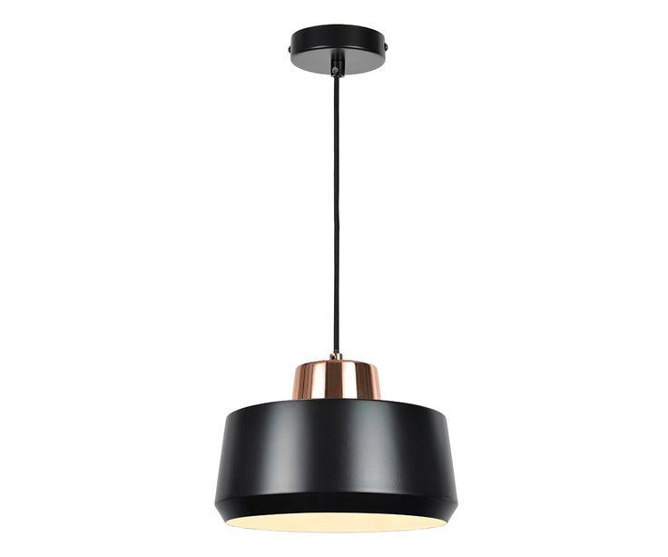 Monlue Tread Pendant in Copper/Black | Modern Pendants | Pendant Lights…