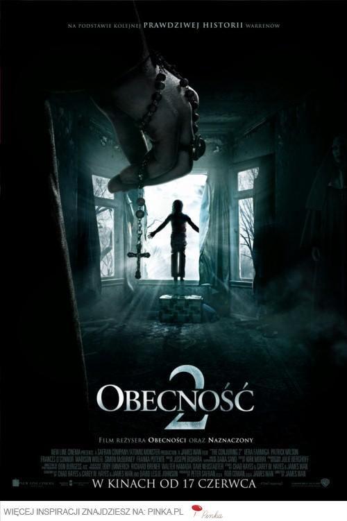 Obecność 2 (2016) Cały Film Gdzie Obejrzeć Online [CDA ZALUKAJ] 720P HD ?