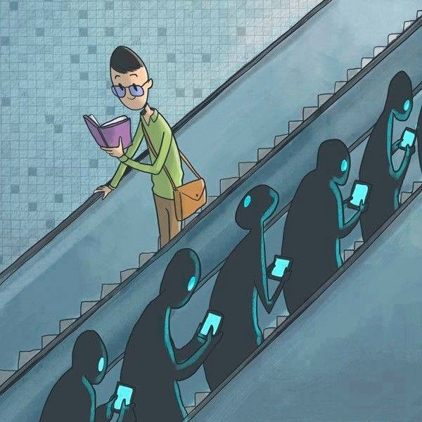 Be different...read!