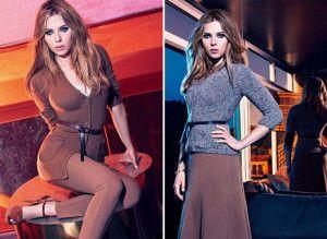 Почему Скарлетт Йохансон изменила стиль одежды