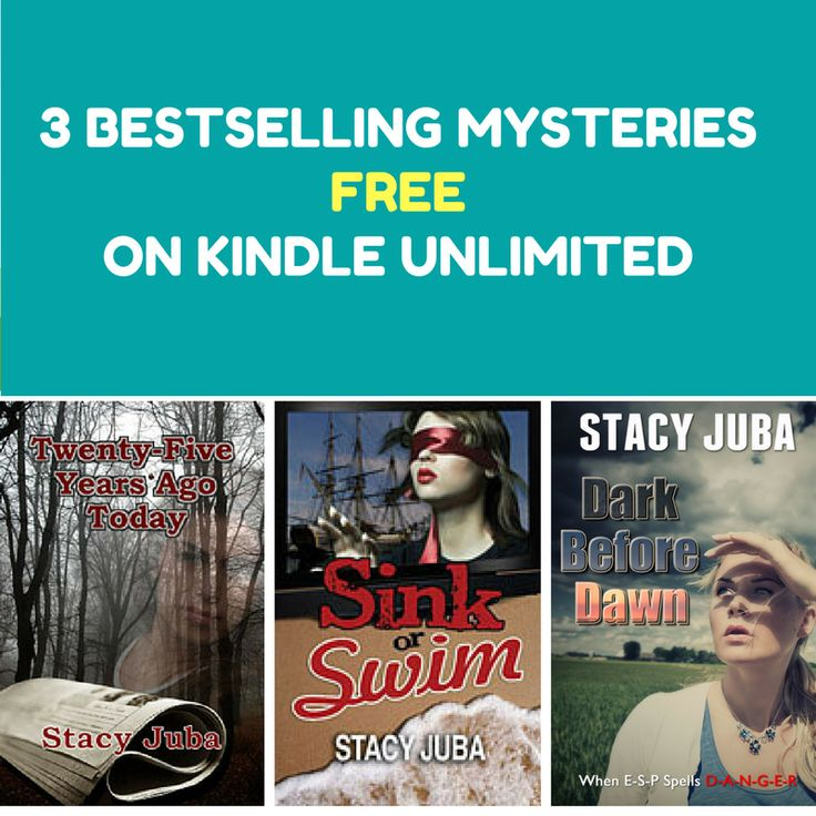 Free Mystery Books on Kindle Unlimited - Women Sleuth Novels