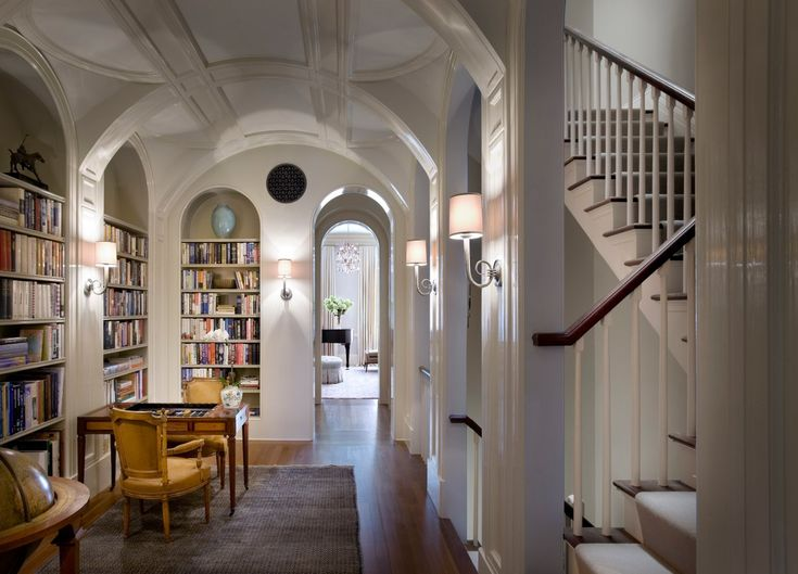 See more of Peter Pennoyer Architects's New York City Townhouse on 1stdibs