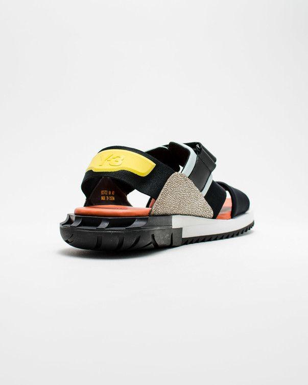 7e53ed577bd1d Compra de Adidas Y-3 Y 3 KAOHE SANDAL - B23722