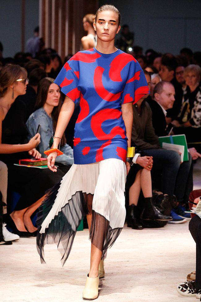 What's Happening | Celine at Paris Fashion Week Spring/Summer 2014