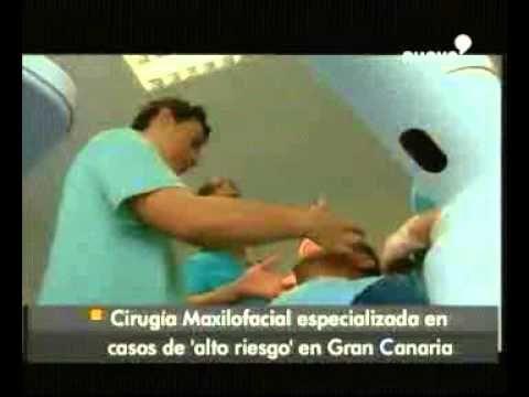 ¿Sabes lo que es la cirugía maxilofacial? en #Canarias ya hay una unidad que ofrece este servicio.