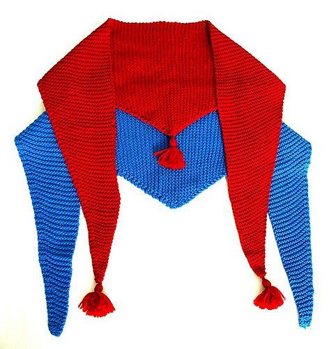 Ravelry: mishonja's Baktus scarf
