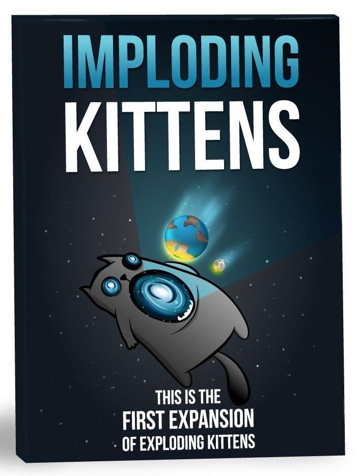 Exploding Kittens: Imploding Kittens Expansion