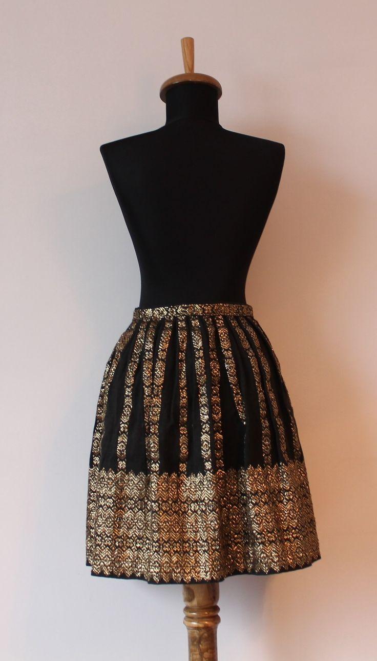 Romanian traditional skirt
