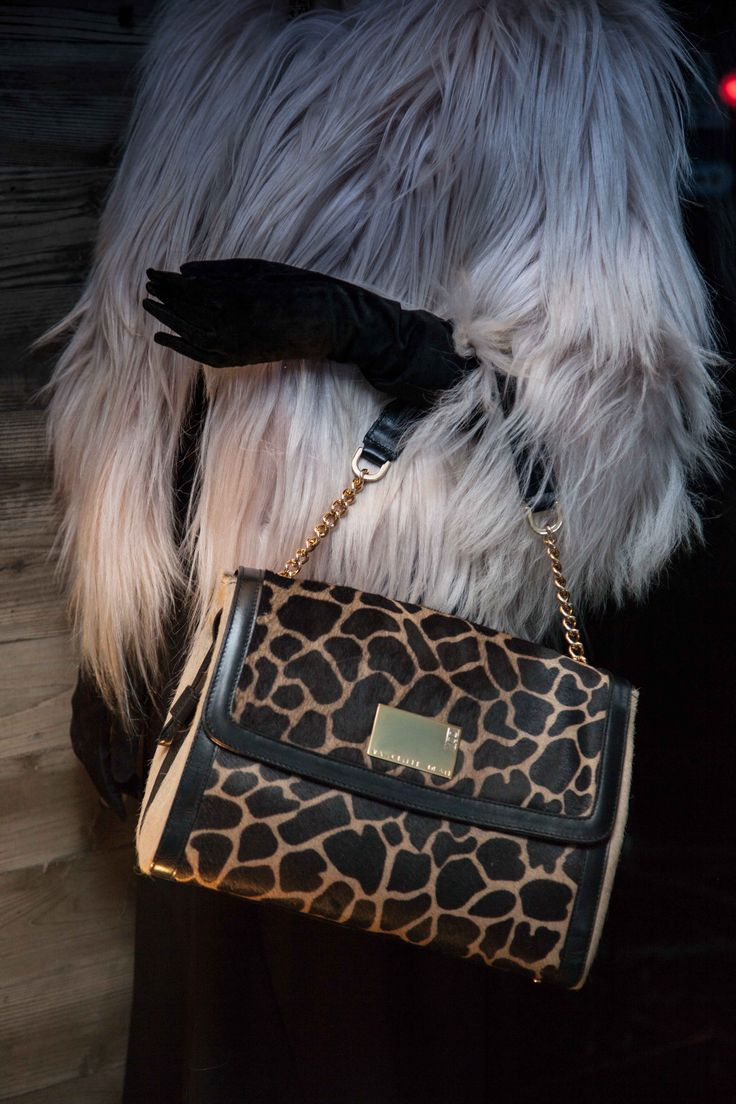 Mixing prints and faux fur is a must this season...grab our Cappuccino Giraffe Print #VCD #Classic today! www.vcdltd.com